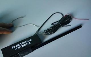 Антенный удлинитель для автомагнитолы