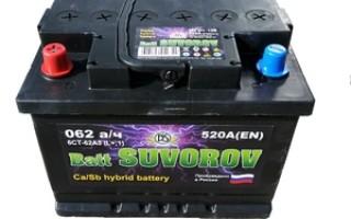 Батарея аккумуляторная battsuvorov отзывы