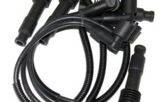 Как проверить на машине высоковольтные провода