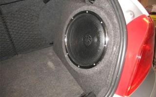Как подобрать акустику в машину