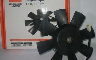 Неисправности вентилятора системы охлаждения