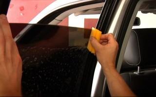 Какую пленку выбрать для тонировки стекол автомобиля