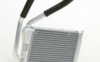 Замена радиатора печки daewoo nexia