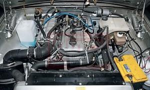 Система охлаждения двигателя змз 406 газель схема