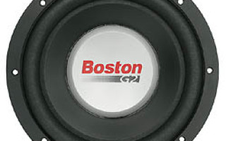 Бостон сабвуфер