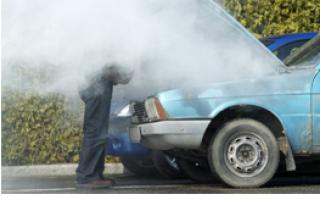 Как устранить течь радиатора охлаждения автомобиля