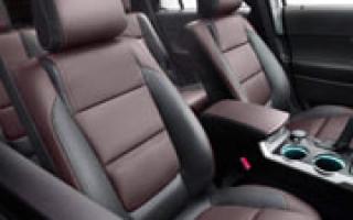 Перетяжка автомобильных сидений своими руками видео