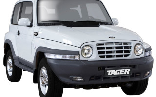 Сколько стоит тигр машина