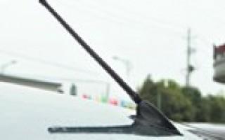 Как подключить автоантенну