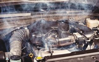 Чем промыть от масла систему охлаждения автомобиля