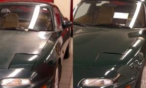 Защита кузова автомобиля от царапин