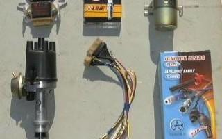 Ваз 2106 регулировка бесконтактного зажигания