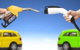 Гибрид дизель бензин
