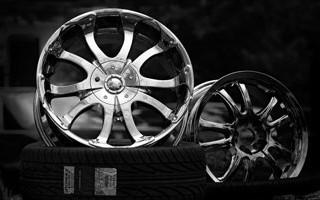 Размер дисков и шин
