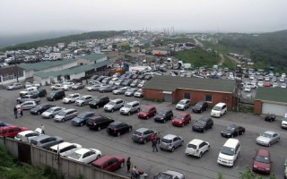 Продажа авто в приморском крае зеленый угол