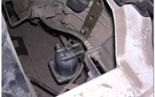 Установка электроподогрева двигателя