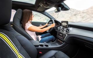 Как настроить сиденье водителя