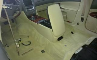 Как правильно делать химчистку салона автомобиля