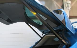 Электропривод багажника установка