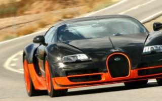 Самый быстрый машина в мире