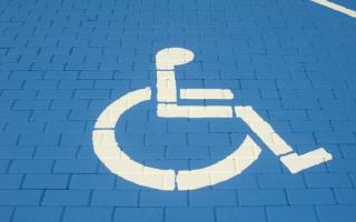 Льготы для инвалидов в пдд