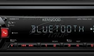 Схема подключения магнитолы kenwood