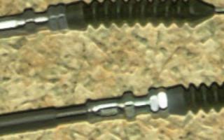 Как подтянуть ручник лада калина