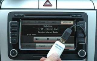 Как подключить iphone к магнитоле через usb