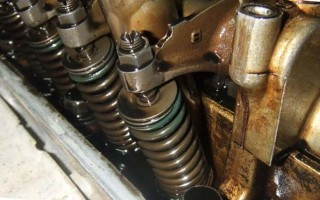 Почему стучат клапана на холодном двигателе