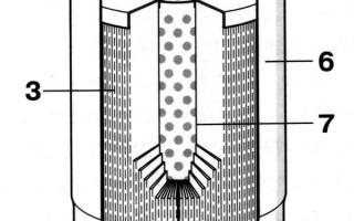 Работа топливного фильтра