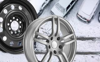 Чем отличаются литые диски от стальных