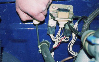 Замена радиатора печки на газ 3110