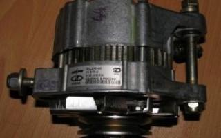 Какой стоит генератор на ваз 2107 карбюратор