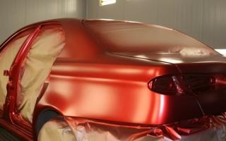 Покраска и кузовной ремонт своими руками