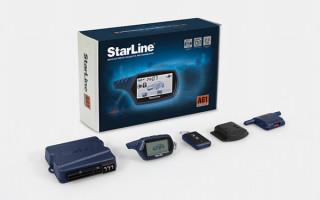 Key lock на сигнализации starline