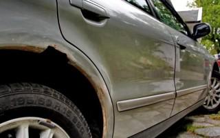 Какие машины не гниют