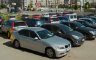 На сколько за год дешевеет автомобиль