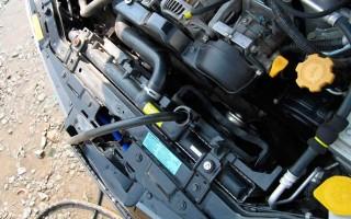 Средство для промывки радиатора системы охлаждения двигателя