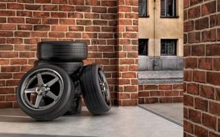 Чем обрабатывать шины перед хранением